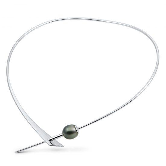 silver spang with tahiti pearl